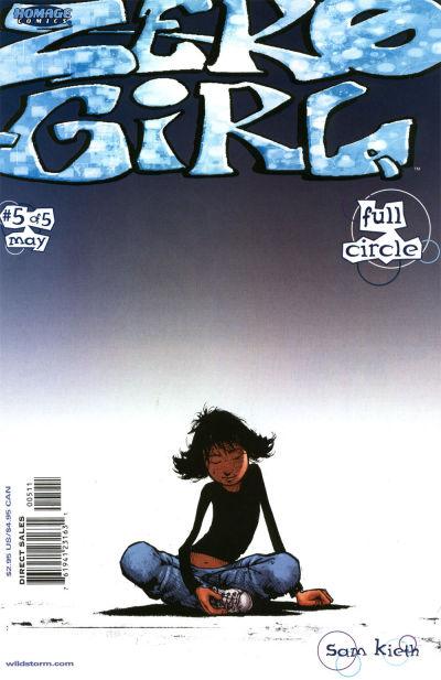 Zero Girl: Full Circle Vol 1 5