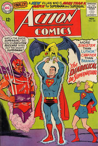 Action Comics Vol 1 330
