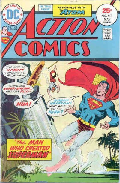 Action Comics Vol 1 447