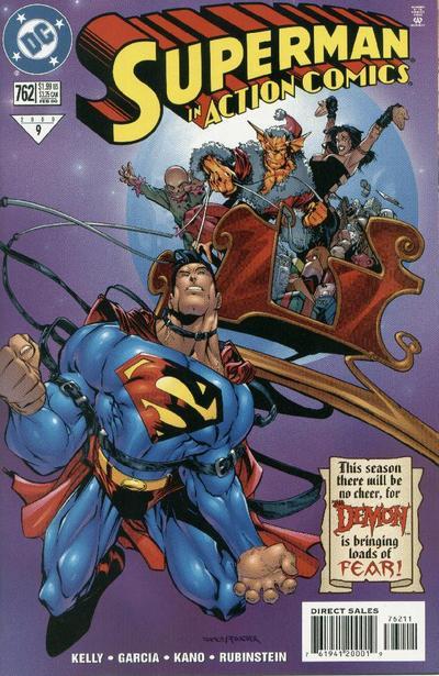 Action Comics Vol 1 762