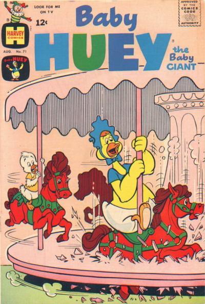 Baby Huey Vol 1 71