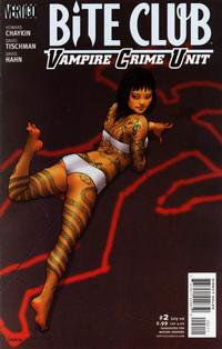 Bite Club Vampire Crime Unit Vol 1 2