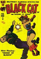 Black Cat Comics Vol 1 4