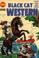 Black Cat Western Comics Vol 1 56