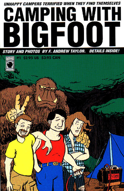 Camping with Bigfoot Vol 1 1