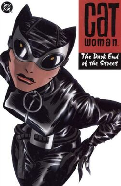 Cover for the Catwoman Trade Paperback