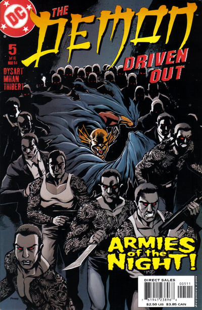 Demon: Driven Out Vol 1 5