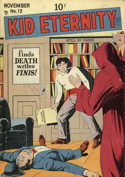 Kid Eternity Vol 1 12