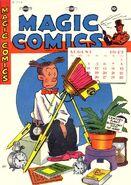 Magic Comics Vol 1 37