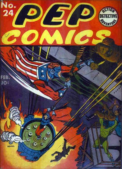 Pep Comics Vol 1 24