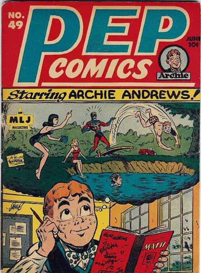 Pep Comics Vol 1 49