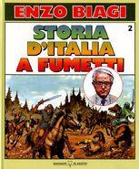 Storia d'Italia a fumetti Vol 1 2