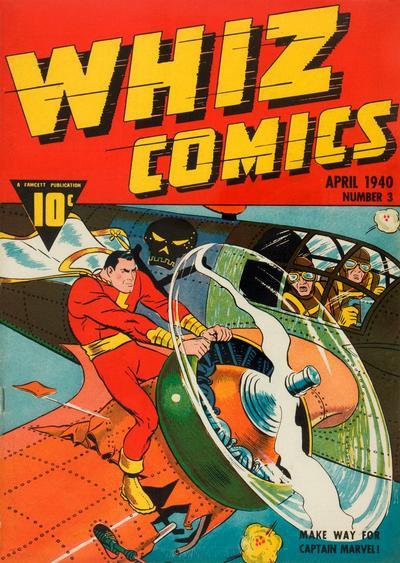 Whiz Comics Vol 1 3B