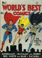 World's Best Comics Vol 1 1