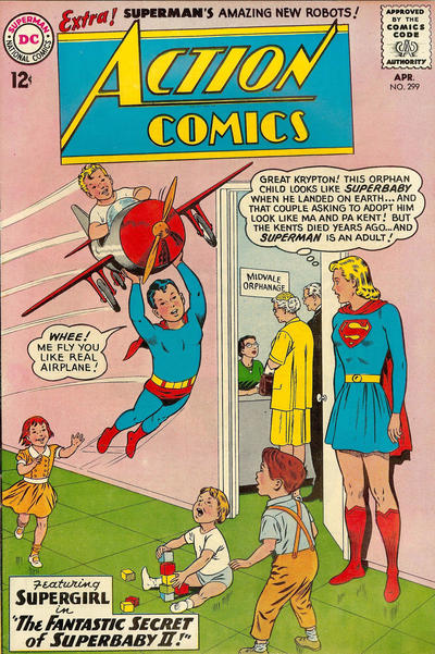 Action Comics Vol 1 299