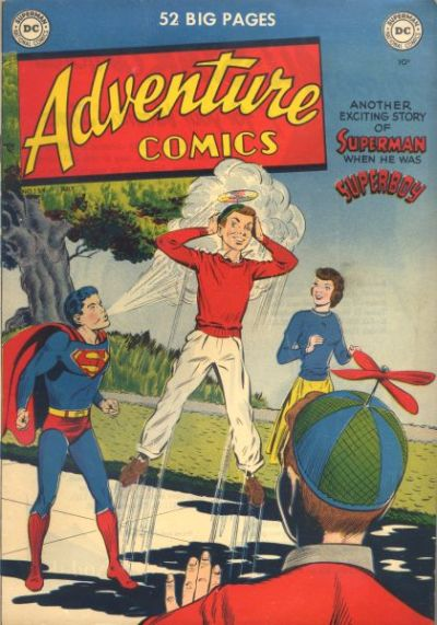 Adventure Comics Vol 1 154
