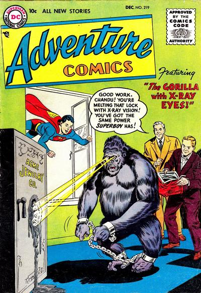 Adventure Comics Vol 1 219