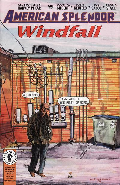 American Splendor: Windfall Vol 1 2