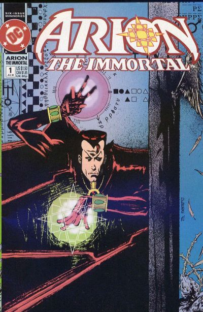Arion the Immortal Vol 1 1