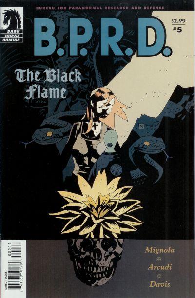 B.P.R.D.: The Black Flame Vol 1 5
