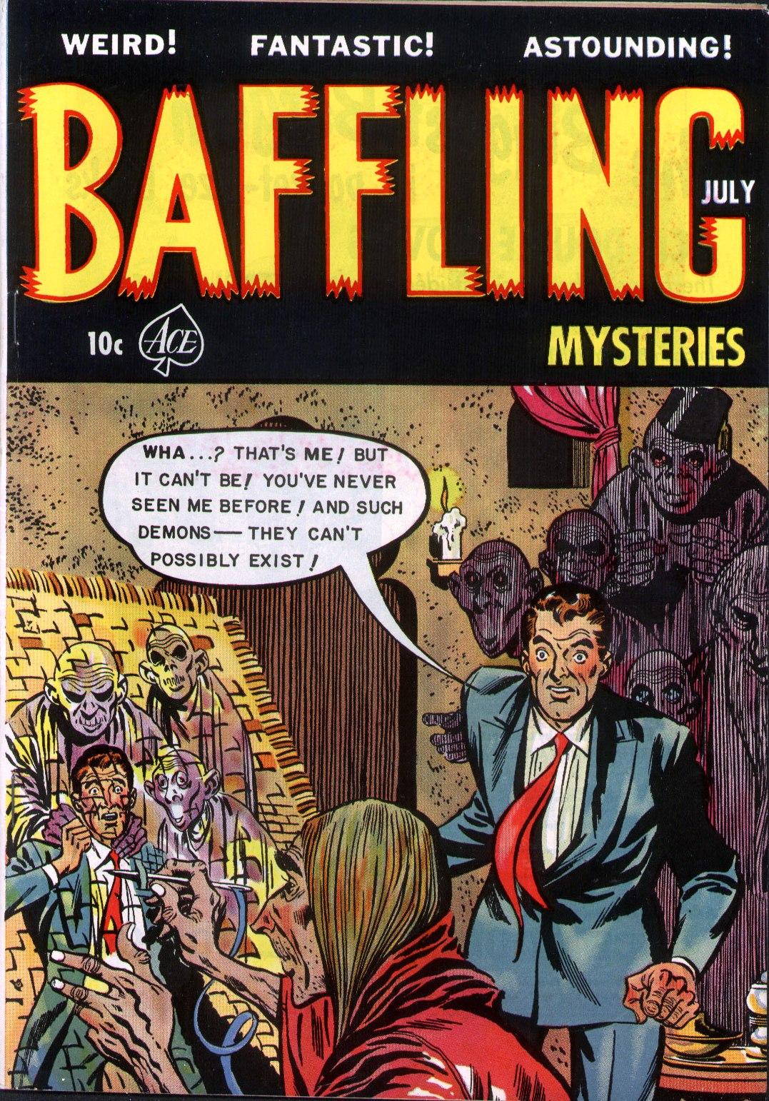 Baffling Mysteries Vol 1 16