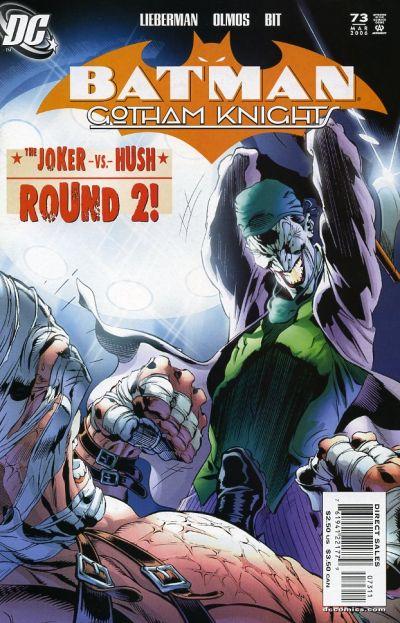 Batman: Gotham Knights Vol 1 73