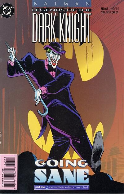 Batman: Legends of the Dark Knight Vol 1 65