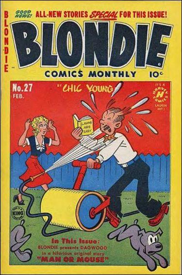 Blondie Comics Vol 1 27