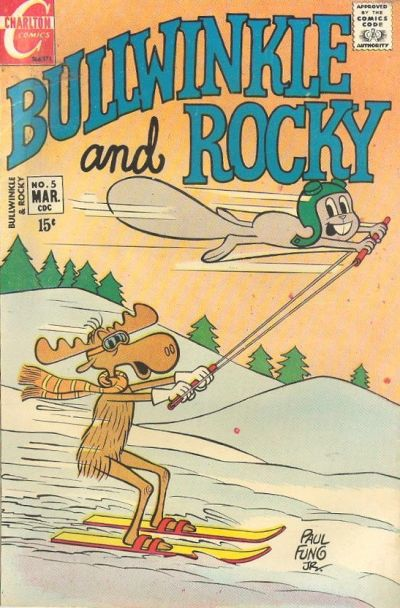 Bullwinkle and Rocky Vol 2 5