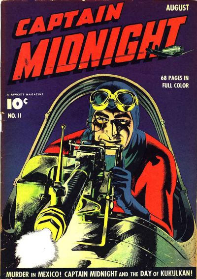 Captain Midnight Vol 1 11