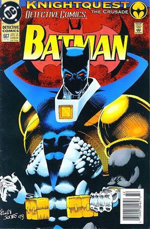 Detective Comics Vol 1 667