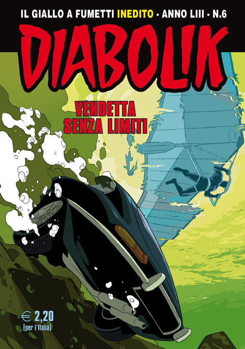 Diabolik Anno LIII 6