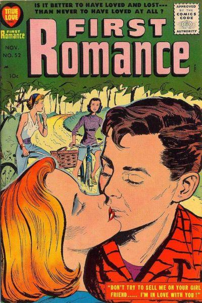 First Romance Magazine Vol 1 52