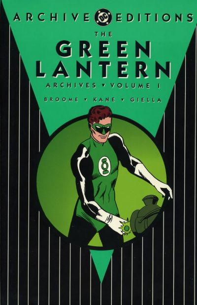 Green Lantern Archives Vol 1 1