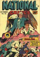 National Comics Vol 1 36