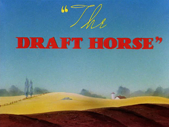 The Draft Horse