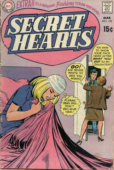 Secret Hearts Vol 1 142