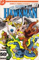 Shadow War of Hawkman Vol 1 4