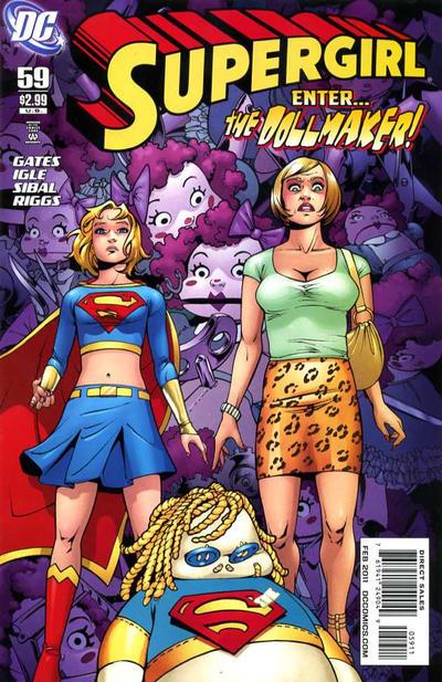 Supergirl Vol 5 59