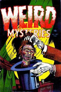 Weird Mysteries Vol 1 6