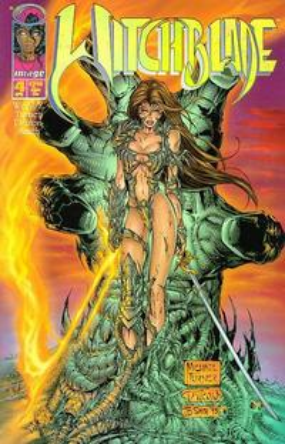 Witchblade Vol 1 4