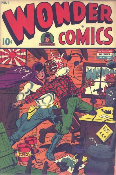 Wonder Comics Vol 1 4