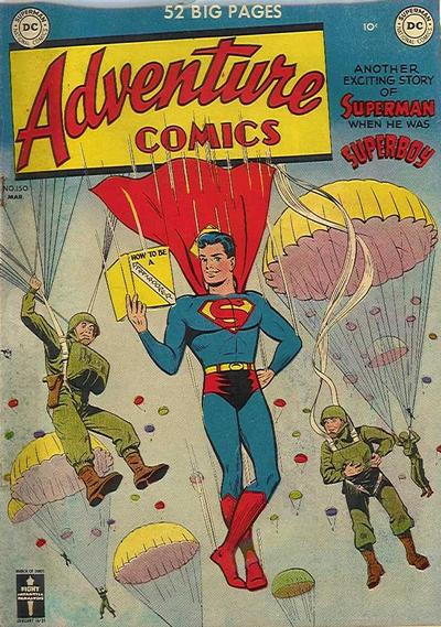 Adventure Comics Vol 1 150