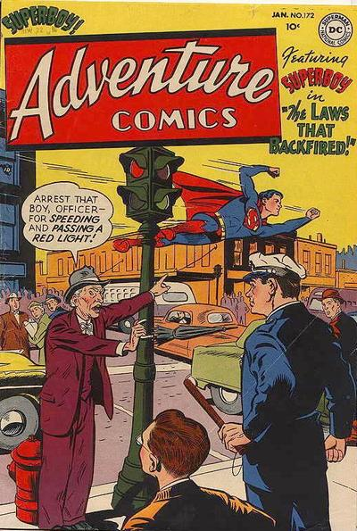 Adventure Comics Vol 1 172