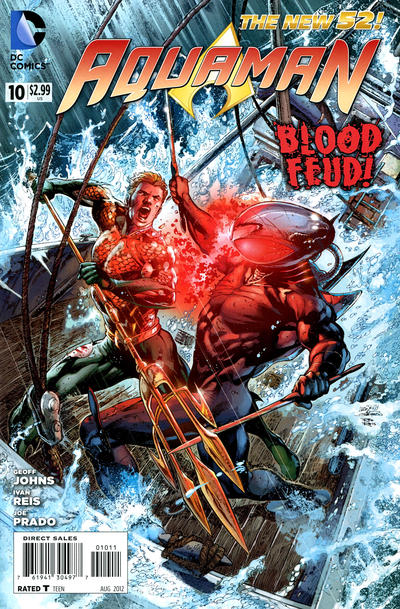 Aquaman Vol 7 10