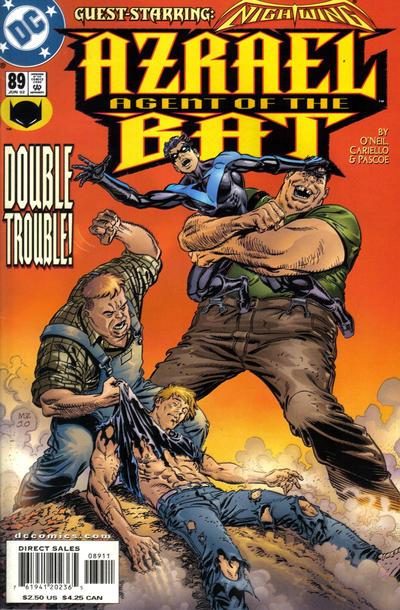Azrael: Agent of the Bat Vol 1 89