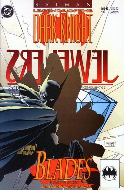 Batman: Legends of the Dark Knight Vol 1 33