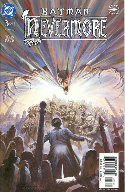 Batman: Nevermore Vol 1 3