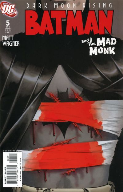 Batman and the Mad Monk Vol 1 5