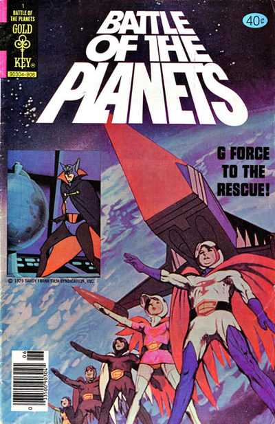 Battle of the Planets (comics)